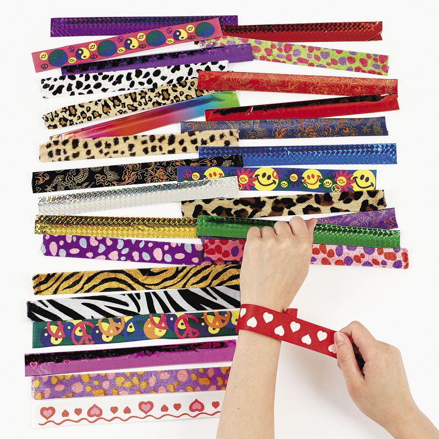 slap-bracelets