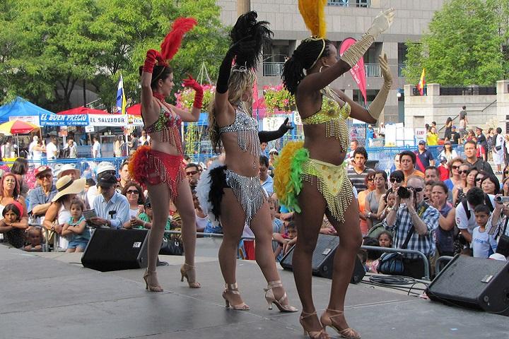 hispanic fiesta